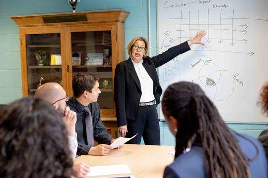 trustee skills audit